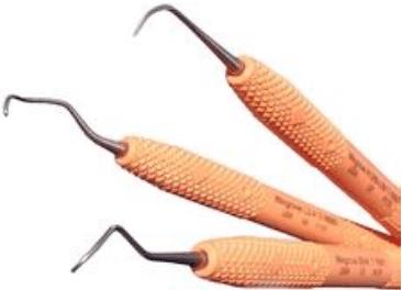 Titanium Wingrove scalers