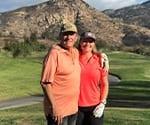 Dr. Beck at a Golf Course Copy