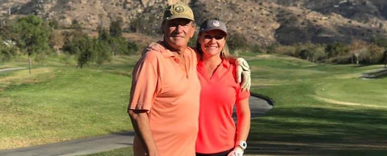 Dr. Beck at a Golf Course Copy 1